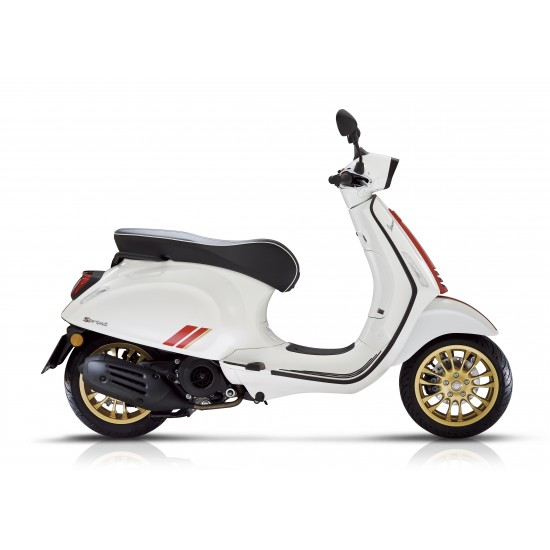 Vespa Sprint 50 Racing Sixties (Bianco)